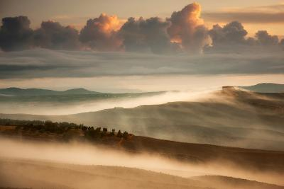 Clouds and Fog-Marcin Sobas-Photographic Print