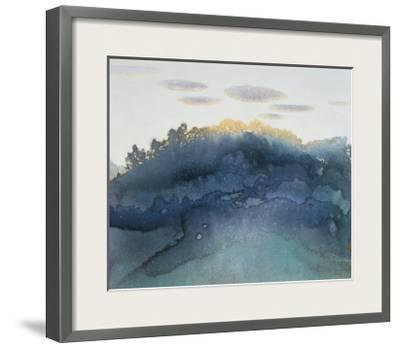 Clouds at Dusk-Yunlan He-Framed Giclee Print