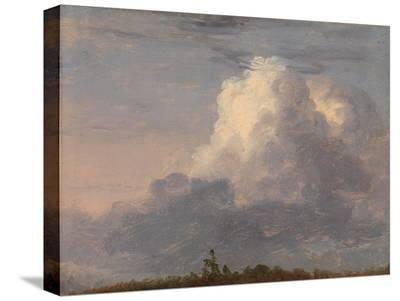 Clouds, c.1838-Thomas Cole-Stretched Canvas Print