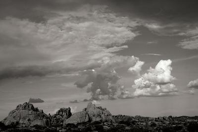 Clouds in Joshua Tree I-Erin Berzel-Photographic Print