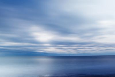 Clouds over the Atlantic Ocean, Wallis Sands SP in Rye, New Hampshire-Jerry & Marcy Monkman-Photographic Print