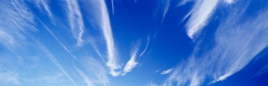 Clouds, Sky--Photographic Print
