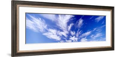 Clouds, Sky--Framed Photographic Print