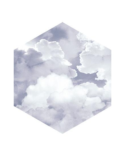 Cloudscape Geo-Alan Lambert-Giclee Print
