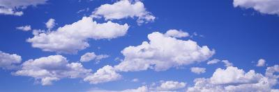 Cloudscape in the Sky, Idaho, USA--Photographic Print