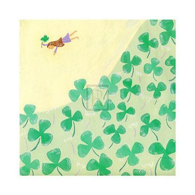 Clover-Coco Yokococo-Art Print