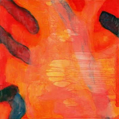 Clown Fish Ii, 1997-Charlotte Johnstone-Giclee Print