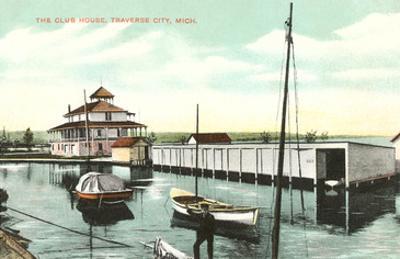 Club House, Traverse City, Michigan