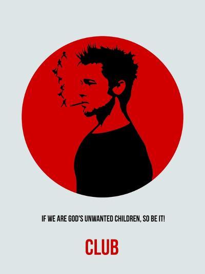 Club Poster 2-Anna Malkin-Art Print
