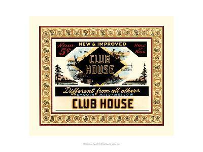 Clubhouse Cigars-Vision Studio-Art Print