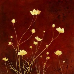 Flores en el Campo I by Clunia
