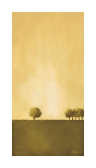Cluster of Trees II-Tandi Venter-Giclee Print