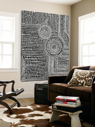 Clustered Dots A-Natasha Marie-Loft Art