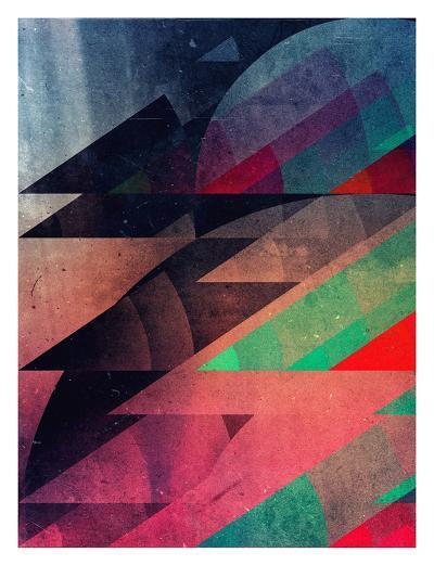 Clwwd Syrkkyt-Spires-Art Print