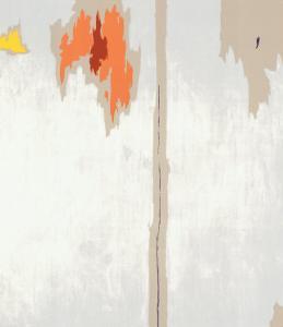 Untitled, c.1953 by Clyfford Still