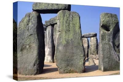 Detail of Stonehenge