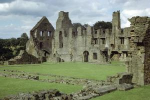Easby Abbey, Yorkshire, Founded 1152 by CM Dixon