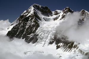 Grand Combin from Mont Avril by CM Dixon