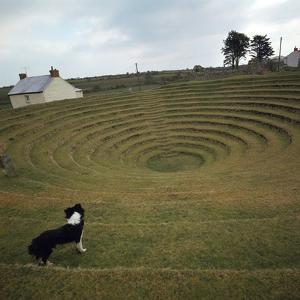 Gwennap Pit Near Redruth, 18th Century by CM Dixon