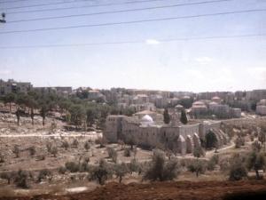 Monastery of the Cross, Jerusalem, c20th century by CM Dixon