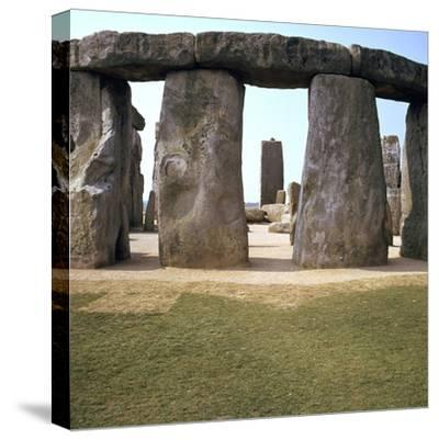 Stonehenge from the West, 25th Century Bc