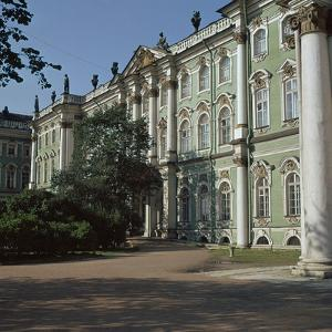 The Hermitage in St Petersburg, 18th Century by CM Dixon