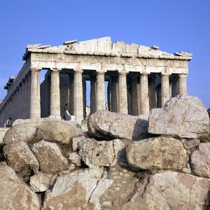The Parthenon, 5th Century Bc by CM Dixon