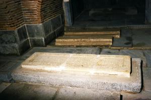 Tomb of Timur (Tamburlaine), Mausoleum of Gur-e-Amir (built 1404), Samarkand, c20th century by CM Dixon