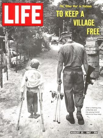 The Other War in Vietnam: To Keep a Village Free, August 25, 1967