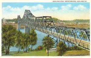 Coal Grove Bridge, Ashland, Kentucky