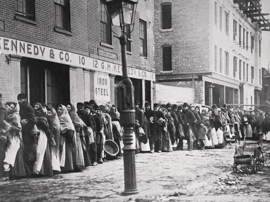 Coal strike, USA, 1902-Unknown-Photographic Print