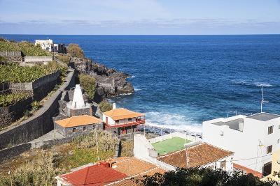 Coast in San AndrŽs, La Palma, Canary Islands, Spain, Europe-Gerhard Wild-Photographic Print