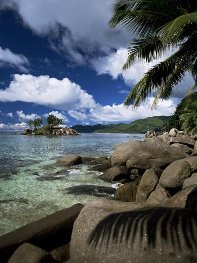 Coast, Island of Mahe, Seychelles, Indian Ocean, Africa-R H Productions-Photographic Print