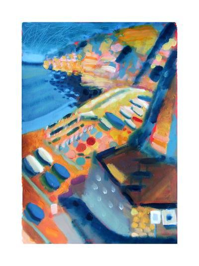 Coast-Sara Hayward-Giclee Print