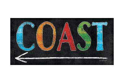 Coast-Jennifer Pugh-Art Print