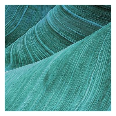 Coastal Abstract 2-Sheldon Lewis-Art Print