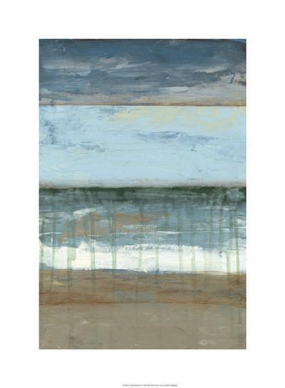 Coastal Abstract II-Jennifer Goldberger-Limited Edition