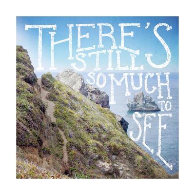 Coastal Advetures I-Laura Marshall-Art Print
