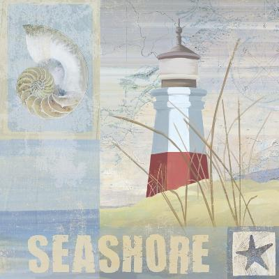 Coastal Beacon II--Giclee Print