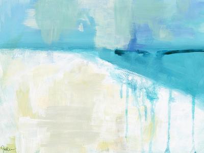 Coastal Blues 1-Jan Weiss-Art Print