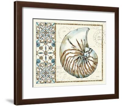 Coastal Breeze I-Anne Tavoletti-Framed Art Print