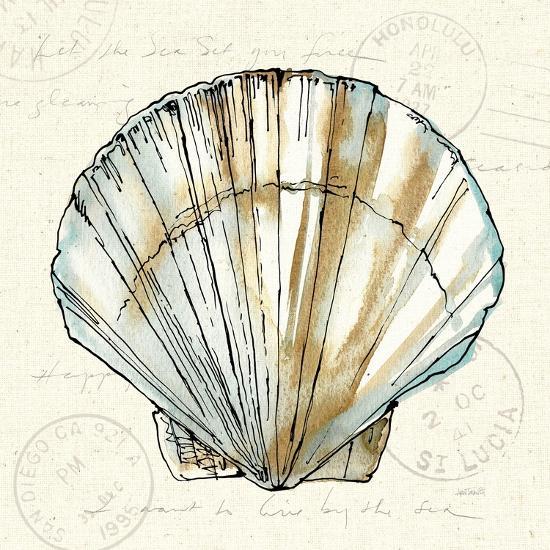 Coastal Breeze VII-Anne Tavoletti-Art Print