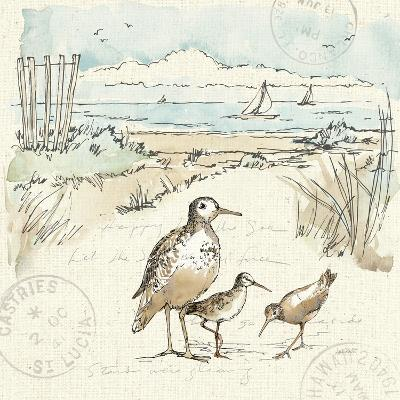 Coastal Breeze X-Anne Tavoletti-Art Print