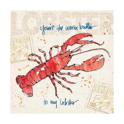 Coastal Catch I-Anne Tavoletti-Art Print