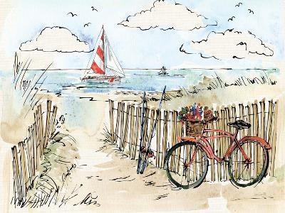 Coastal Catch VI-Anne Tavoletti-Art Print