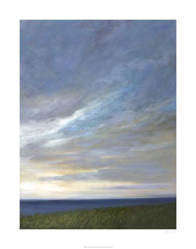 Coastal Clouds Diptych II-Sheila Finch-Limited Edition