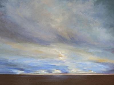 Coastal Clouds II-Sheila Finch-Premium Giclee Print