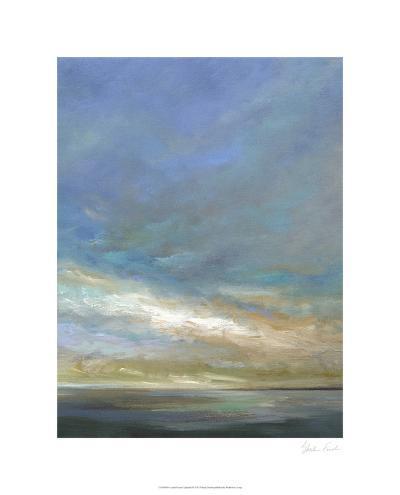 Coastal Clouds Triptych III-Sheila Finch-Limited Edition