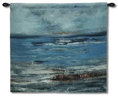 Coastal Connection Wall Tapestry - Small--Wall Tapestry
