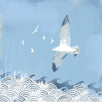 Coastal Days II-Ken Hurd-Art Print